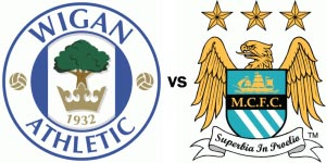 Wigan - Manchester City