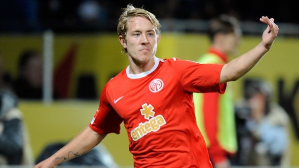 Lewis Holtby 1. FSV Mainz 05