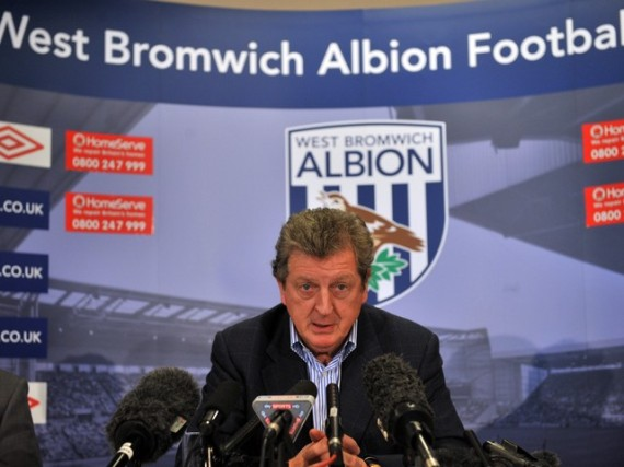 Roy Hodgson Head Coach of West Bromwich Albion