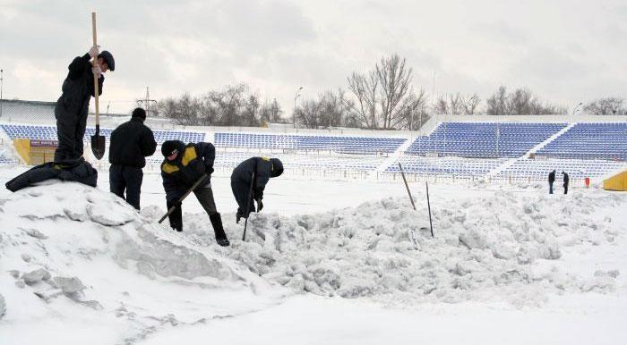 футбол_на_снегу