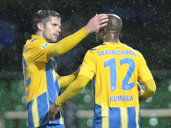 Dominick Kumbela и Dennis Kruppke