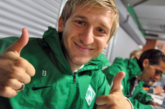 Marko Marin Werder