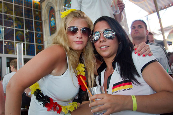 Supporters-Germany
