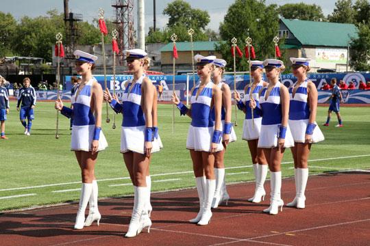 Спартак - Волга