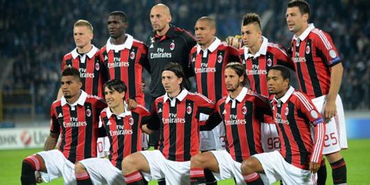 Милан перед матчем с Интером