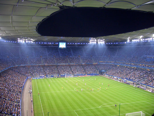 Вольфсбург - Бавария