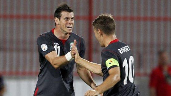 Футбольный матч Уэльс - Хорватия