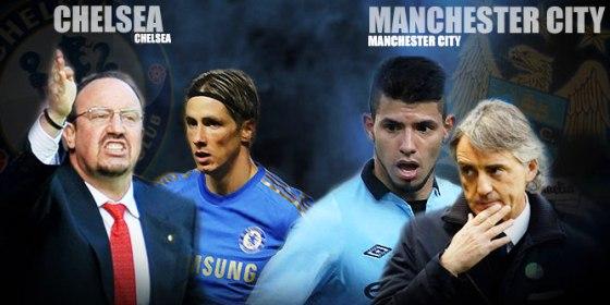 Челси - Манчестер Сити