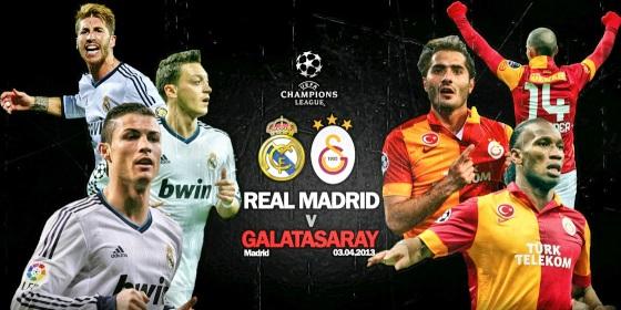 Реал М - Галатасарай