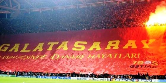 Галатасарай - Реал М.