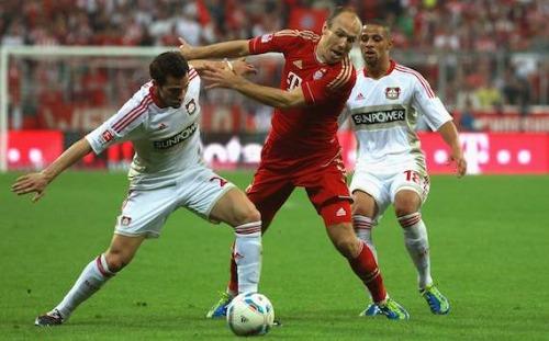 Прогноз на матч Байер Л - Бавария. Прогнозы на Бундеслигу