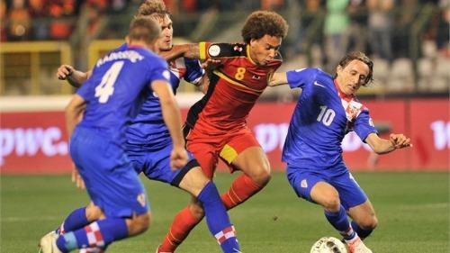 Прогноз на матч Хорватия - Бельгия. Прогнозы отборочные матчи