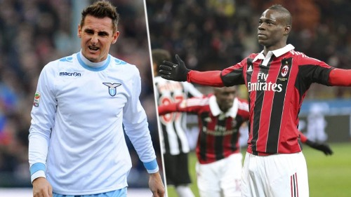 Прогноз на матч Милан - Лацио. Прогнозы на Серию А