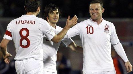Прогноз на матч Англия - Германия. Прогнозы на товарищеские матчи