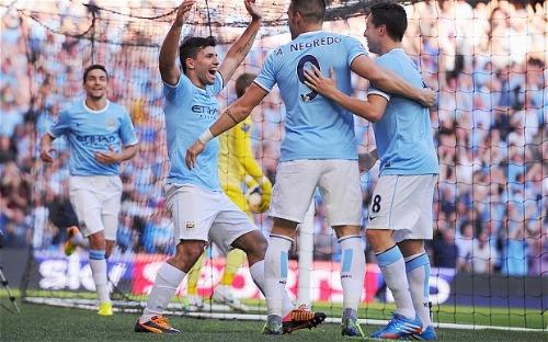 Прогноз на матч Манчестер Сити - Тоттенхэм. Прогнозы на Английскую Премьер - Лигу