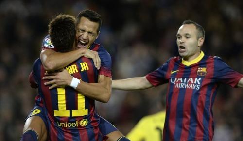 Барселона - Вильярреал: прогноз на матч. Прогнозы на Ла Лигу
