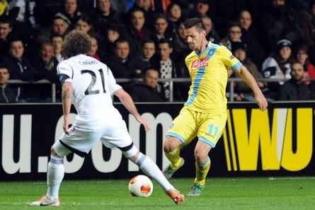 Наполи - Суонси: прогноз на матч. Прогнозы на Лигу Европы