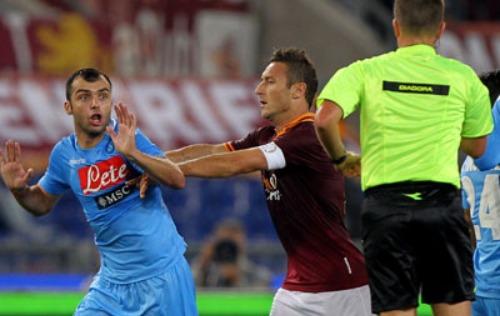 Рома - Наполи: прогноз на матч. Прогнозы на Кубок Италии