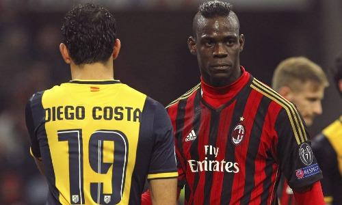 Атлетико - Милан: прогноз на матч. Прогнозы на Лигу Чемпионов