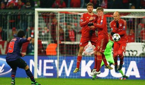 Бавария - Арсенал: прогноз на матч. Прогнозы на Лигу Чемпионов