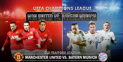 Манчестер Юнайтед - Бавария: прогноз на матч. Прогнозы на Лигу Чемпионов