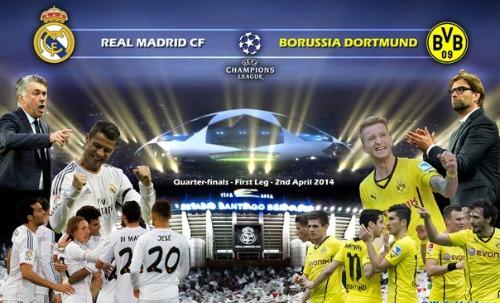 Реал - Боруссия: прогноз на матч. Прогнозы на Лигу Чемпионов