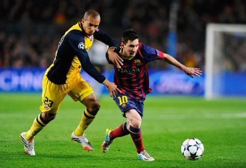 Атлетико - Барселона: прогноз на матч. Прогнозы на Лигу Чемпионов