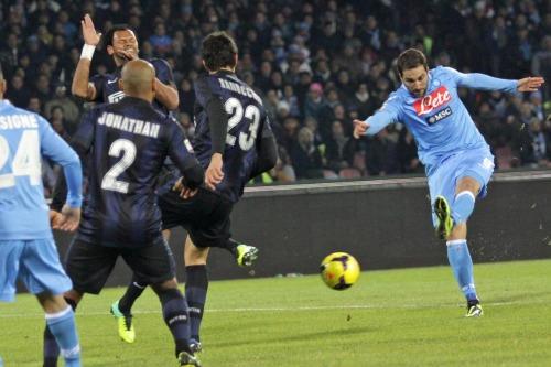 Интер - Наполи: прогноз на матч. Прогнозы на Серию А