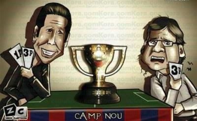 Барселона - Атлетико: прогноз на матч. Прогнозы на Чемпионат Испании