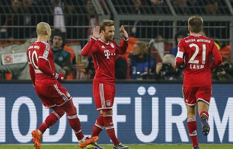 Бавария - Штутгарт: прогноз на матч. Прогнозы на Бундеслигу