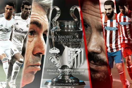 Реал - Атлетико: прогноз на матч. Прогнозы на Лигу Чемпионов