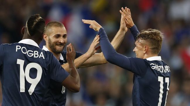 Франция - Нигерия: прогноз на матч. Прогнозы на Чемпионат Мира