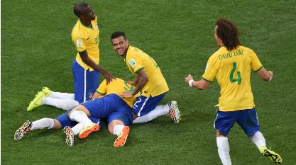 Бразилия - Мексика: прогноз на матч. Прогнозы на Чемпионат Мира