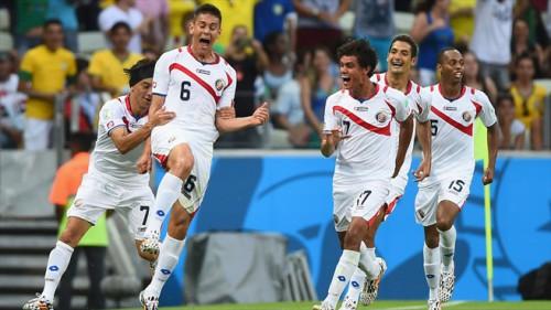 Коста-Рика - Греция: прогноз на матч. Прогнозы на Чемпионат Мира