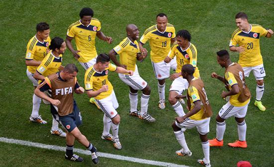 Колумбия - Уругвай: прогноз на матч. прогнозы на Чемпионат Мира