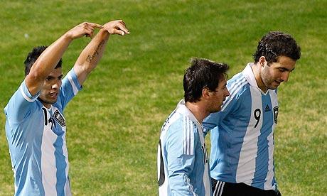 Аргентина - Тринидад и Тобаго: прогноз на матч. Прогнозы на Товарищеские матчи