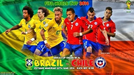 Бразилия - Чили: прогноз на матч. Прогнозы на Чемпионат Мира