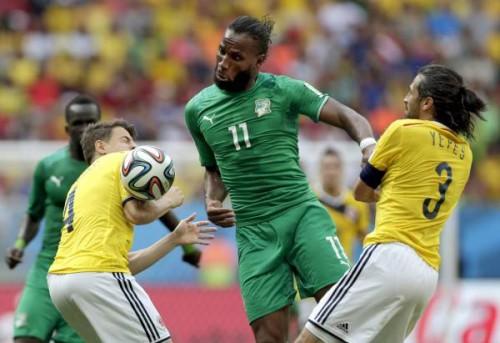 Греция - Кот-д'Ивуар: прогноз на матч. Прогнозы на Чемпионат Мира