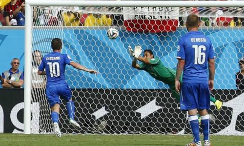 Италия - Уругвай: прогноз на матч. Прогноз на Чемпионат Мира