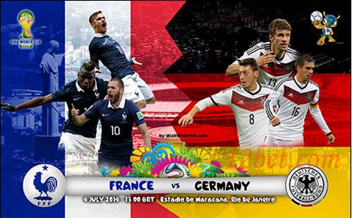 Франция - Германия: прогноз на матч. Прогнозы на Чемпионат мира