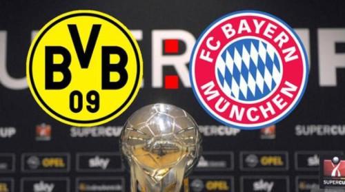 Боруссия - Бавария: прогноз на матч. Прогноз на Суперкубок Германии
