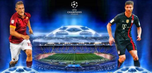 Рома - Бавария: прогноз на матч. Прогнозы на Лигу Чемпионов