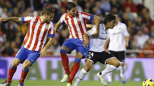 Валенсия - Атлетико: прогноз на матч. Прогнозы на Чемпионат Испании