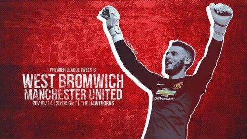Вест Бромвич - Манчестер Юнайтед: прогноз на матч. Прогнозы на Английскую Премьер - Лигу
