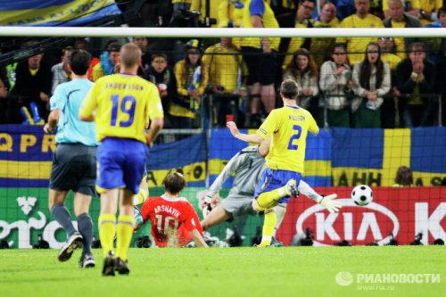 Швеция - Россия: прогноз на матч. Прогнозы на Отборочные матчи