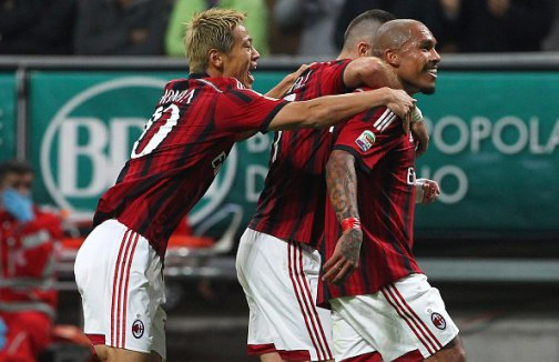 Милан - Палермо: прогноз на матч. Прогнозы на Чемпионат Италии