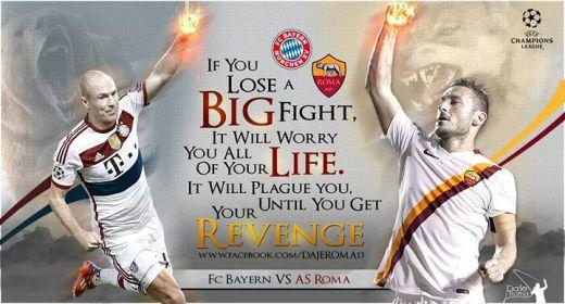 Бавария - Рома: прогноз на матч. прогнозы на Лигу Чемпионов