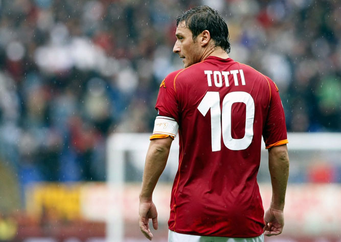 Франческо Тотти