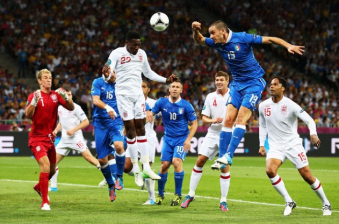 England - Italy
