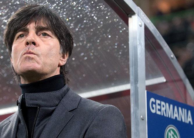 Йоахим Лёв тренер сборной Германии